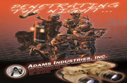 Adams Industries Product Catalog for 2013