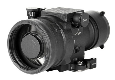 FLIR-P56632-1A: MILSIGHT T90 TaNS CLIP ON TACTICAL NIGHT SIGHT WITH MIL-SPEC GEN 3 GATED IMAGE INTENSIFIER TUBE.