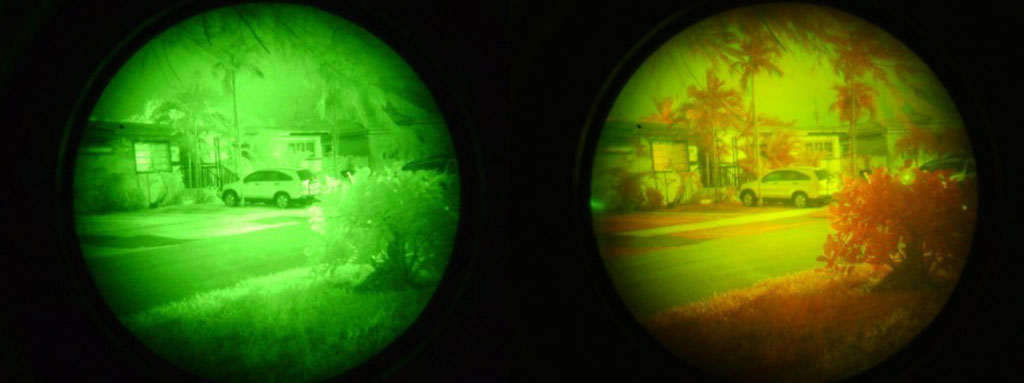 ai sentinel color night vision goggle